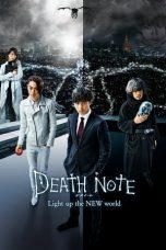 Death Note Light New World